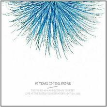 40 Years on the Fringe - CD Audio di George Garzone