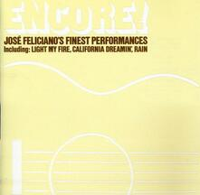 Encore - Finest - CD Audio di José Feliciano
