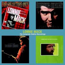Complete Electra... - CD Audio di Lonnie Mack