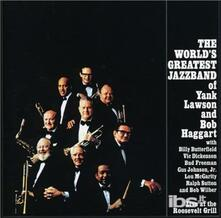 Live at the Roosevelt Grill - CD Audio di World's Greatest Jazz Band