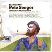 World of - CD Audio di Pete Seeger