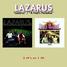 Lazarus - A Fool's Paradise - CD Audio di Lazarus