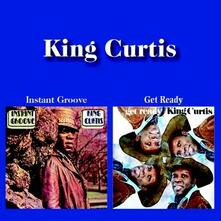 Instant Groove - Get Ready - CD Audio di King Curtis