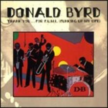 Thank You for FUML - CD Audio di Donald Byrd
