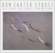 Etudes - CD Audio di Ron Carter