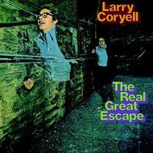 Real Great Escape - CD Audio di Larry Coryell
