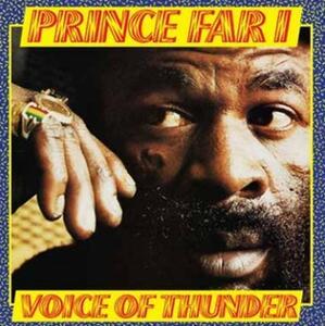 Voice of Thunder - Vinile LP di Prince Far I