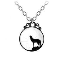 Collana Con Ciondolo Alchemy: Wolf