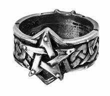 Anello Tg. 23 Alchemy: Celtic Theurgy-Ring