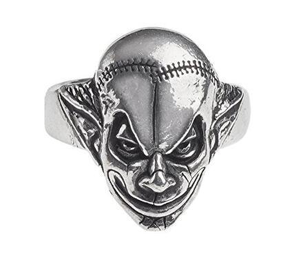 Anello Tg. 23 Alchemy: Mera Luna Evil Clown