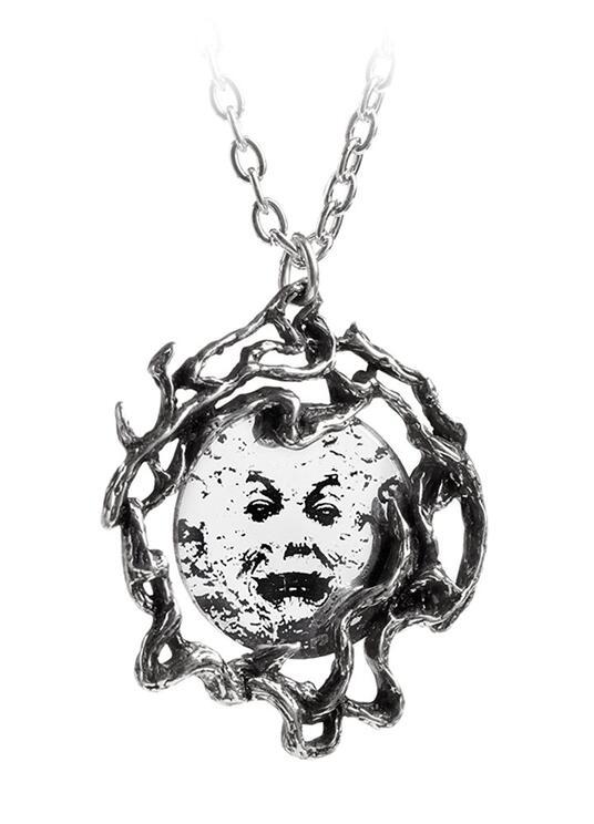 Collana Con Ciondolo Alchemy: Mera Luna Melies Moon