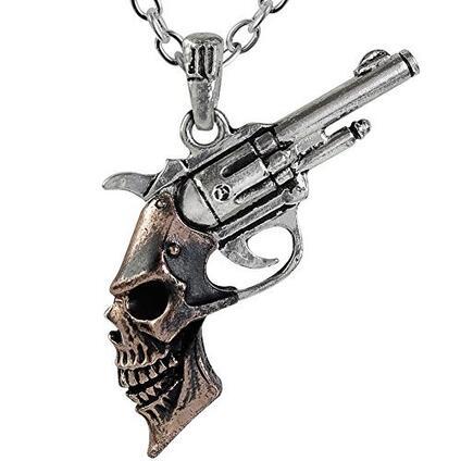 Collana Con Ciondolo Alchemy: Triggerhead