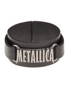 Bracciale Metallica. Logo