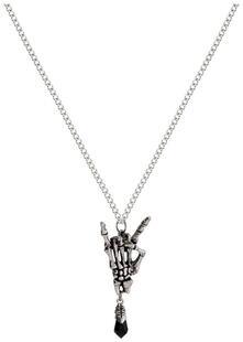 Collana Con Ciondolo Alchemy: Maloik: Sign Of The Horns: Femmina