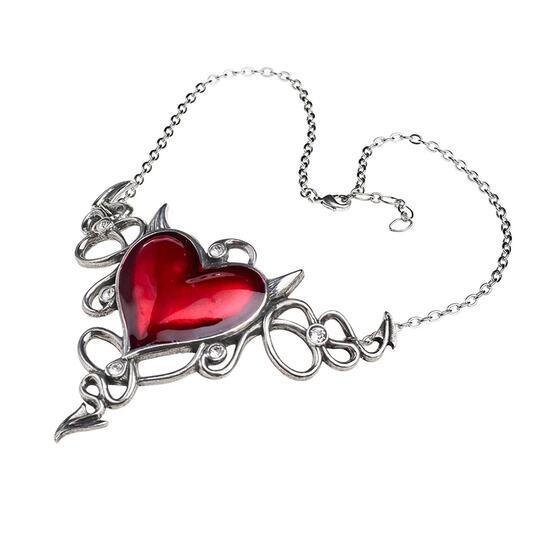 Collana Con Ciondolo Alchemy: Devil Heart Genereux