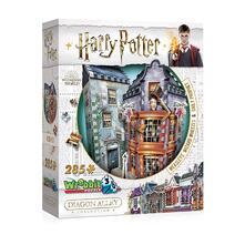 Harry Potter. 3D Puzzle. Weasleys' Wizard Wheezes & Daily Prophet. Wrebbit (W3D-0511)