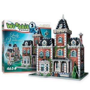 Lady Victoria. Puzzle 3D 465 Pezzi