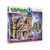 Giocattolo Puzzle 3D Lady Jane Wrebbit