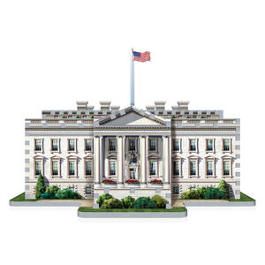 Puzzle 3D White House - 3