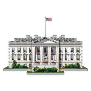 Puzzle 3D White House - 5