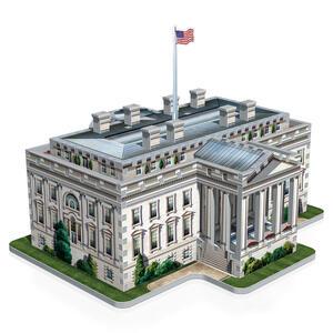 Puzzle 3D White House - 6
