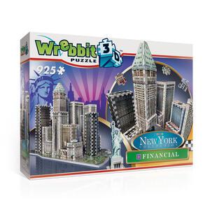 Puzzle 3D Financial