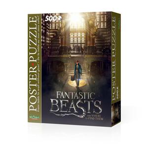Puzzle Poster Fantastic Beasts Mac