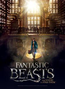 Puzzle Poster Fantastic Beasts Mac - 2