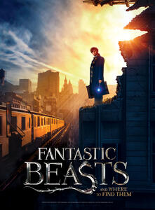 Puzzle Poster Fantastic Beasts Nyc - 3