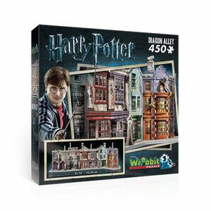 Puzzle 3D Diagon Alley 450Pz.