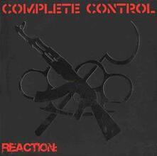 Reaction - CD Audio di Complete Control
