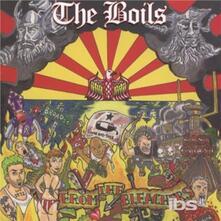From The Bleachers - CD Audio di Boils