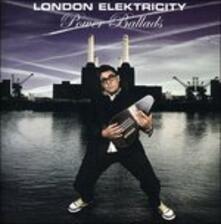 Power Ballads - CD Audio di London Elektricity