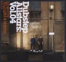 Dubstep Allstars vol.4 - CD Audio