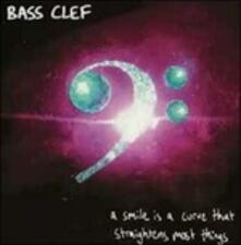 Smile Is a Curve That Straightens Most - CD Audio di Bass Clef