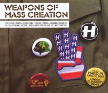 Weapons of Mass Creation3 - CD Audio