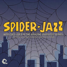 Spider Jazz (Colonna sonora) - Vinile LP