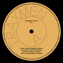 Basement Trax vol.1 - Vinile LP di Traxmen
