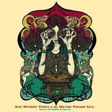 Reverse of Rebirth in Universe (Green Vinyl) - Vinile LP di Acid Mothers Temple
