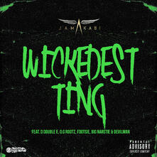 Wickedest Ting - Vinile LP di Jamakabi