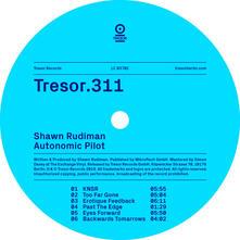 Autonomic Pilot - Vinile LP di Shawn Rudiman