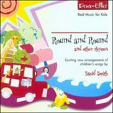 Round and Round & Other - CD Audio di David Smith