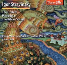 Firebird - Petrushka - th - CD Audio di Igor Stravinsky