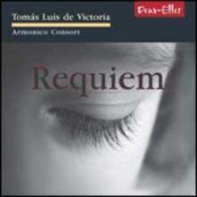 Requiem - CD Audio di Tomas Luis De Victoria