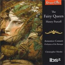 Fairy Queen - CD Audio di Henry Purcell