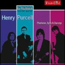 Fantasie - Arie - Ciaccone - CD Audio di Henry Purcell