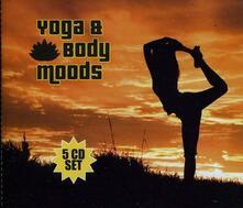 Yoga & Body Moods - CD Audio