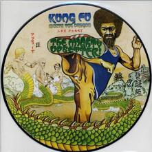 Kung Fu Meets the Dragon (Picture Disc) - Vinile LP di Lee Scratch Perry,Upsetters