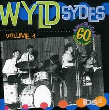 Wyld Sydes vol.4 - CD Audio
