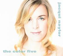 Color Five - CD Audio di Jacqui Naylor